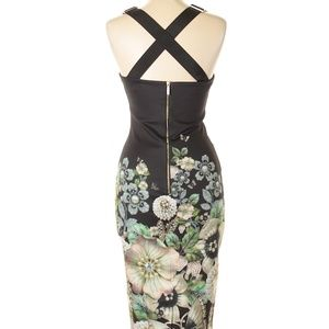 bfe0519d122121 Ted Baker London Dresses - NWOT TED BAKER LONDON JAYER GEM GARDENS DRESS